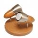 ARGUS 50035/DU reflektorové svítidlo dřevěné - duo