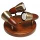ARGUS 50035/TR reflektorové svítidlo dřevěné - trio