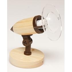 ARGUS 50033/NS reflektorové svítidlo dřevěné - nástěník