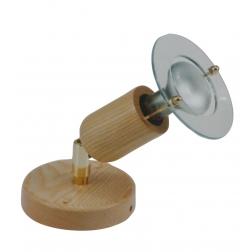 ARGUS 50034/NS   reflektorové svítidlo dřevěné - nástěník