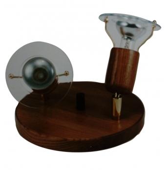 ARGUS 50034/DU   reflektorové svítidlo dřevěné - duo
