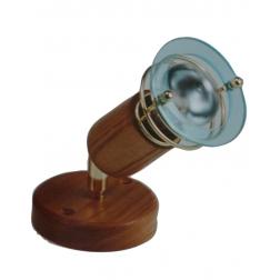 ARGUS 50031/NS   reflektorové svítidlo dřevěné - nástěník