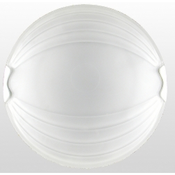 ARGUS 41121/40  DIANA přisazené svítidlo sklo - ø 40 cm