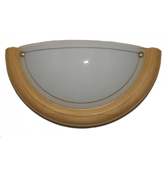 ARGUS 41117/N   ASTRA přisazené svítidlo dřevo - nástěník