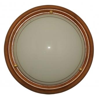 ARGUS 41117/31  ASTRA přisazené svítidlo dřevo - 31 cm