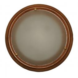 ARGUS 41117/   ASTRA přisazené svítidlo dřevo -