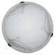 ARGUS 41120/30/1  OPTIMA přisazené svítidlo sklo - 30 cm