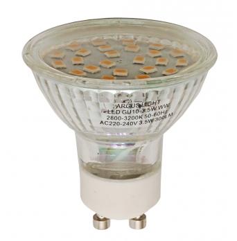 ARGUS LED žárovka GU10 4W