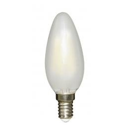 ARGUS žárovka LED FLM E14 C37 4W s vláknem