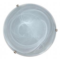 ARGUS LED OPTIMA 51120/50/36W WW MURANO přisazené svítidlo sklo s LED modulem- 40 cm