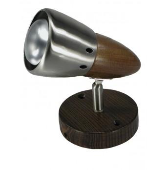 ARGUS 50035/NS reflektorové svítidlo dřevěné - nástěník