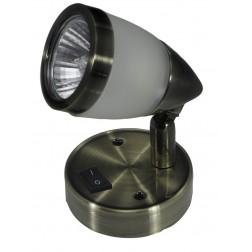 ARGUS 560/VK reflektorové svítidlo kovové - nástěník s vypínačem