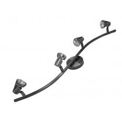 ARGUS 550/S4 reflektorové svítidlo kovové - kroucená lišta