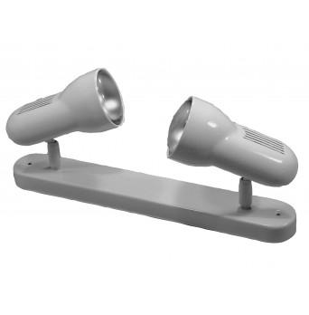 ARGUS 50021/DL  reflektorové svítidlo kovové - dvojlišta